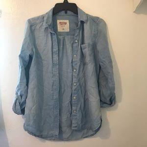Mossimo button up shirt